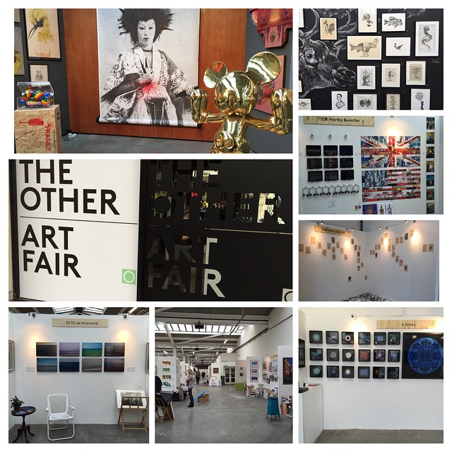The other art fair 2014 - 3