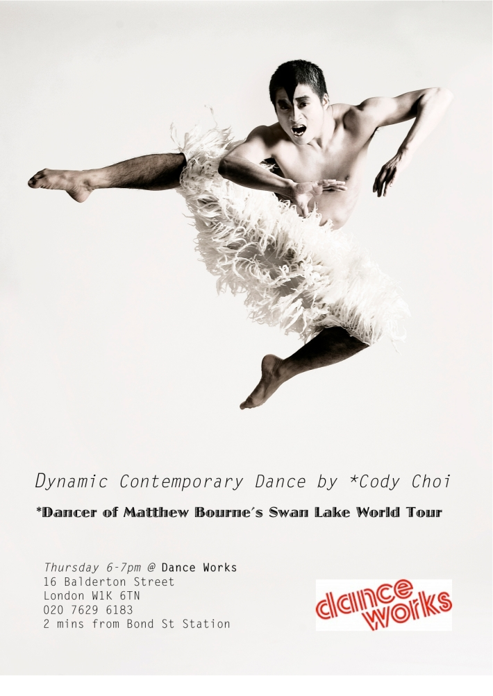 Dynamic Contemporary Dance- Cody Choi